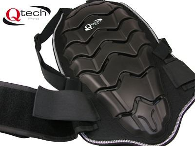 Motocross Motorcycle BACK PROTECTOR Padded SPINE Protection Ski Skiing Kidney