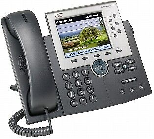 Cisco Unified IP Phone 7965G (CP-7965G=)