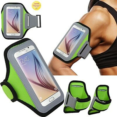 MYBAT Armband for Samsung Phone Case Cover Jogging Running Exercise GREEN 255