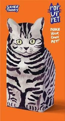 Pop Up Pet Silver Tabby by Streeten, Roz   Cards Book   9781870375306   NEW