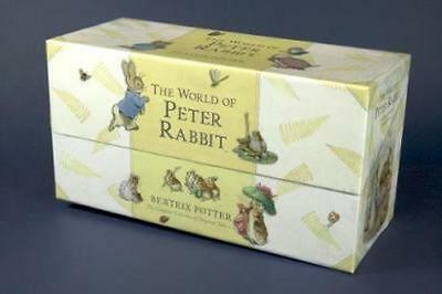 NEW The World of Peter Rabbit By Potter Beatrix Hardcover Free Shipping