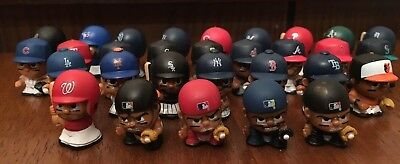 Pick Ur Favorite Team Figure 2018  Mlb Baseball Teenymates Series 5 Player Names
