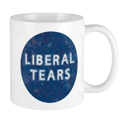 CafePress Liberal Tears Mugs 11 oz Ceramic Mug (1427564547)