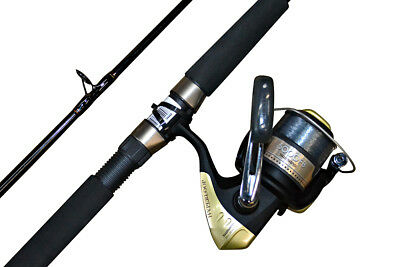Shimano Eclipse 8 foot Rod and Reel combo with Hyperloop Reel
