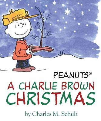 A Charlie Brown Christmas Book.A Charlie Brown Christmas By Charles M Schulz English Hardcover Book Free Shi