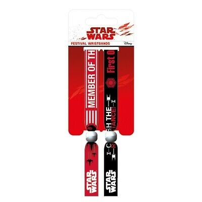 Star Wars Les Derniers Bracelets Jedi Light & Dark Festival - Last Wristbands