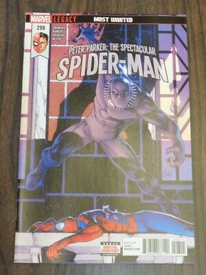 Spiderman Peter Parker Spectacular #298 Marvel Comics February 2018