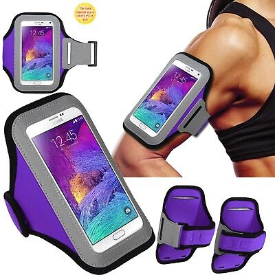 MYBAT Armband for Samsung Phone Case Cover Jogging Running Exercise PURPLE 267