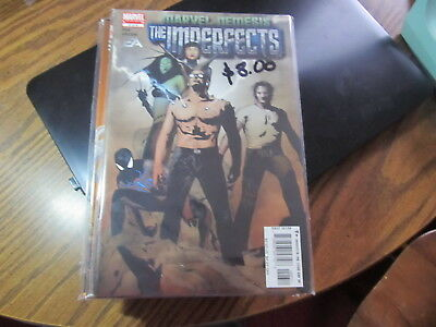 Marvel NemesisThe Imperfects limited series 1 2 3 4 5 6 COMPLETE series Marvel
