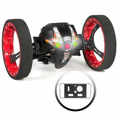2.4GHz Wireless Remote Control Bounce RC Stunt Car 360 Degrees, USB Charger