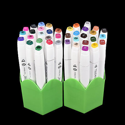 24-36-72Colors Dual Headed Pro Artist Sketch Copic Markers Pen Set For Animation