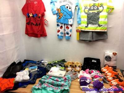 Kids Clothing Lots 12 Months to 14/16 Shoes Slippers Underwear Socks Outfits ETC
