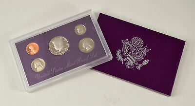 MBarr 1988 Proof Coin Set United States