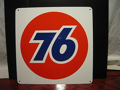 UNION 76 Gas Pump SIGN Service Station Unicol Mechanic Shop Advertising 10day