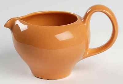 Iroquois Russel Wright CASUAL CANTALOUPE Creamer 1799827