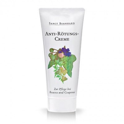 100 ml Anti Rötungs Creme (1 Tube) Sanct Bernhard, Rosacea, Couperose