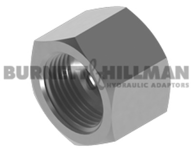 Burnett & Hillman JIS Adaptors / JIS Fixed Female Cap (BSP Thread)
