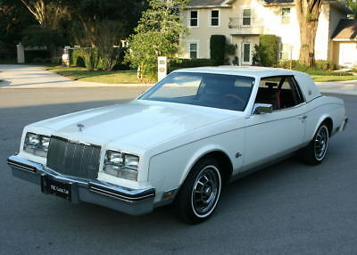 1980 Buick Riviera SURVIVOR - MINT - 19K MILES IMMACULATE LUXURY SURVIVOR -1980 Buick Rivera - 19K ORIG MI