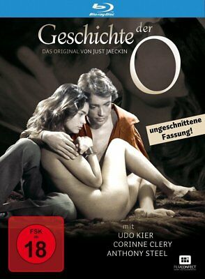 The Story of O (1975) IMPORT Blu-Ray BRAND NEW - USA Compatible