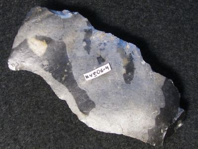 10.000Y.O: WONDERFUL BURIN 87mms DANISH STONE EARLY MESOLITHIC AGE FLINT SILEX