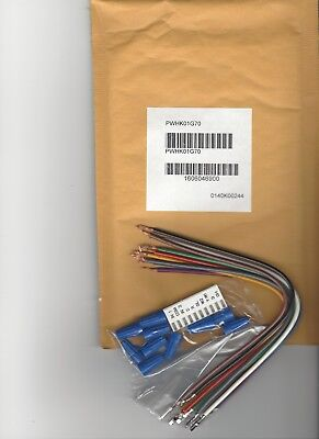 Amana Ptac Wire Harness Kit. . Wiring Diagram on