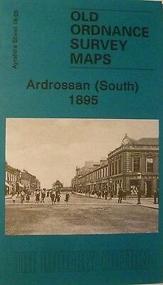 Old Ordnance Survey Maps Ardrossan (S) Ayrshire Scotland 1895 Sheet 16.05 New