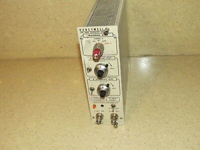 Honeywell Time Mark Generator 4822  Nim Bin Module Plug In