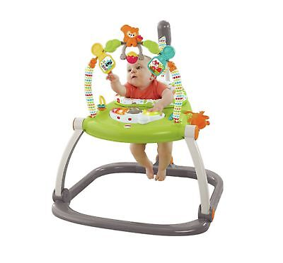 Fisher-Price Spacesave Adjustable Interactive Jumperoo: The Official Argos Store