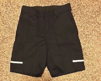 Fedex Uniform Shorts VF Imagewear Reflective Mens Size 40R