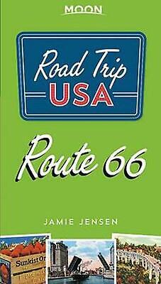 Road Trip Usa Route 66 (fourth Edition) by Jamie Jensen Paperback Book Free Ship