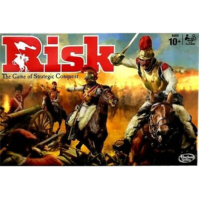 Risk Board Game The Game Of Global Domination - Hasbro