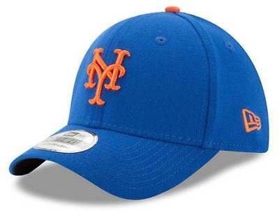 New Era MLB New York Mets GM Team Classic 39Thirty Baseball Hat Cap 10975805
