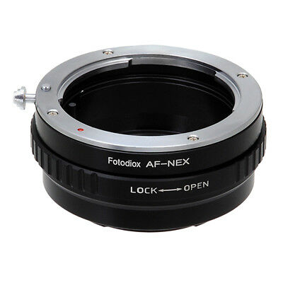 Fotodiox Lens Adapter Sony A-Mount (Minolta AF) Lens to Sony E-Mount/NEX
