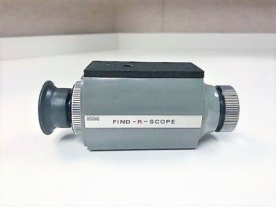 FJW Find-R-Scope IR Viewer - 85050A - AS IS