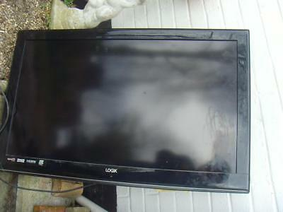 40 inch flat screen tv and remote for spares repair