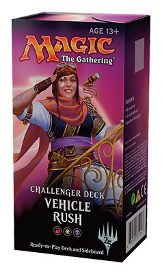 Vehicle Rush Challanger Deck Top Deck für den Typ 2 Standard Einstieg