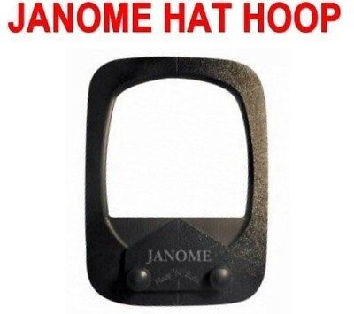 Baseball Cap Hat Hoop Insert For Janome Embroidery Machines