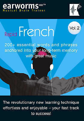 Rapid French: 200+ Essential Words and Phrases Anchored into Your Long Term Memo