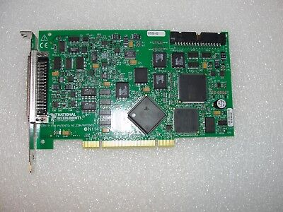 National Instruments PCI-6024E 187570G-02 Multifunction I/O Board NEW IN BOX