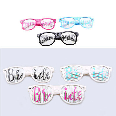 72c40131b5 Bride Funny Glasses Novelty Sunglasses Wedding Party Photo Game Accessories  Team