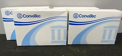 "Convatec Natura Sur-Fit Drainable Pouch 2 3/4"" 70mm 401514 New Lot of 40"