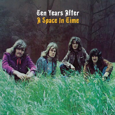 Ten Years After - Space In Time [New CD]