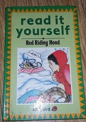 Ladybird Book - Read It Yourself - Red Riding Hood - Series 777