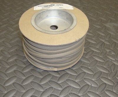 NEW 100 Ft Insultherm Tru Fit Fiberglass Sleeving 4 AWG natural FGLG 04NT