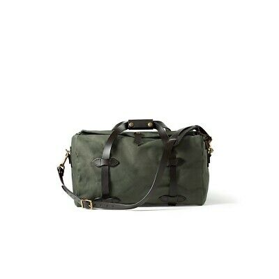 e38ae4df07 Filson Men s Small Duffel Bag (Otter Green)
