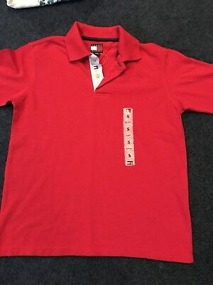 Boys Tommy Hillfiger Shirt Size Small