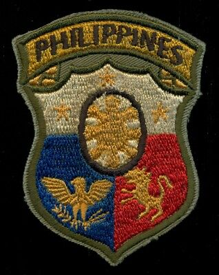 WW2 US Army Philippines General Staff Patch S-19
