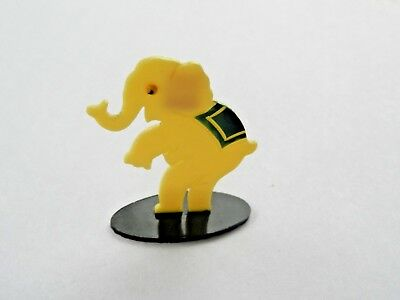 1920's Japan elephant  Celluloid Place Card Holder Adorable RARE great addition.