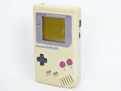 JUNK Nintendo GAME BOY ORIGINAL Console DMG-01 Classic Not working REF/0215 gb