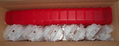 Lot / Case of 10 Prevent Sharps Containers, 5.4 Quart #2269